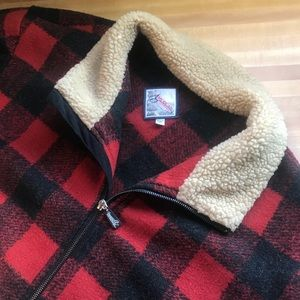 EUC! The American Outdoorsman Flannel Jacket